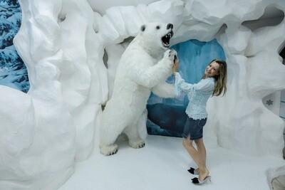 Museu de Cera + Icebar