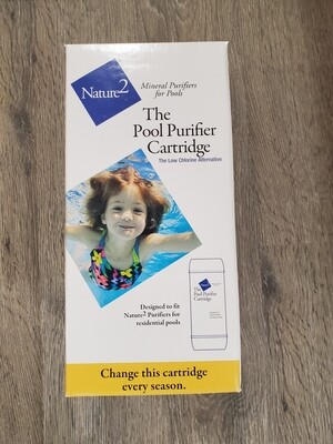 Nature 2 mineral purifier cartridge W29035