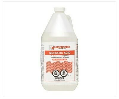 Muriatic Acid 3.78L