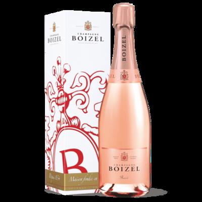 Boizel Rose - GIFT BOX 00031