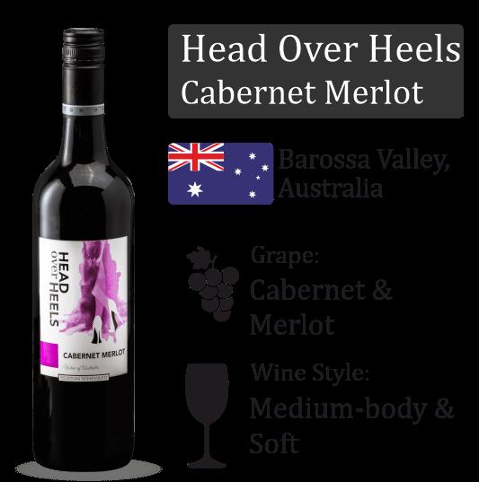 Head Over Heels - Australian Case of 6 or 12