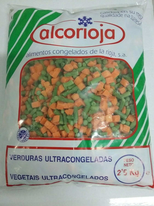 JARDINEIRA 3 ELEM. ALCORIOJA  4 x 2,5 Kg