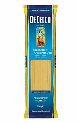De Cecco Spaghettoni 500g