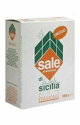 Sale d Sicilia Grosso 1kg