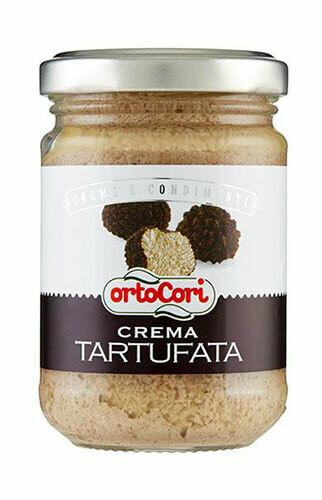 Ortocori Truffle and mushrooms Cream 130g