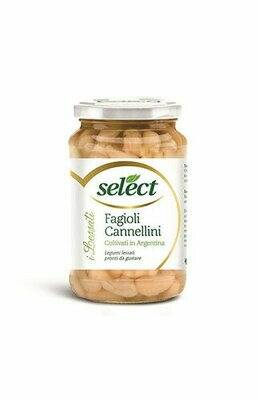 Select Cannellini beans glass 350g