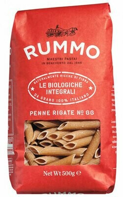 Rummo whole wheat penne 500g