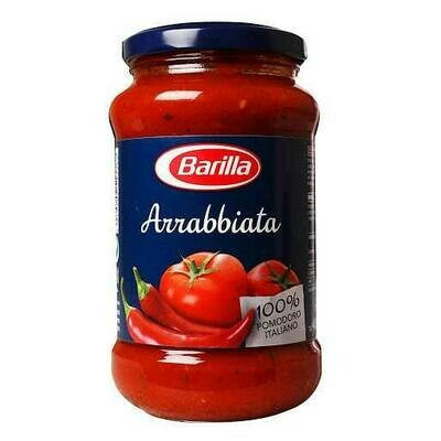 Barilla Arrabbiata sauce 400g