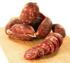 Wildboar dry sausages 100g