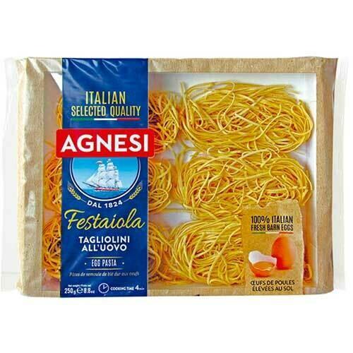 Agnesi egg tagliolini  250g