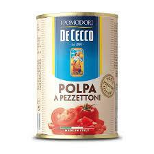 De Cecco Chopped tomatoes 400g