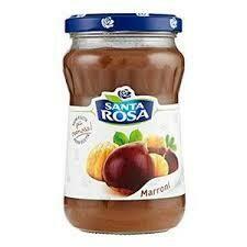 Santa Rosa Chestnuts jam 350g