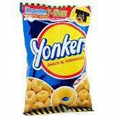 Yonkers crisps  30g