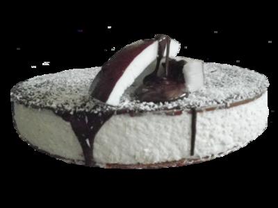Pasticceria Salernitana Ricotta, cocco nut Cake 1.2kg