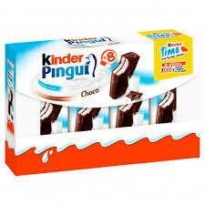 Kinder Pingui` x8  240g