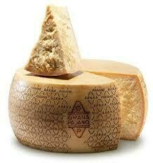 Grana Padano cheese 100g
