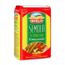 Divella Semola Flour   1kg