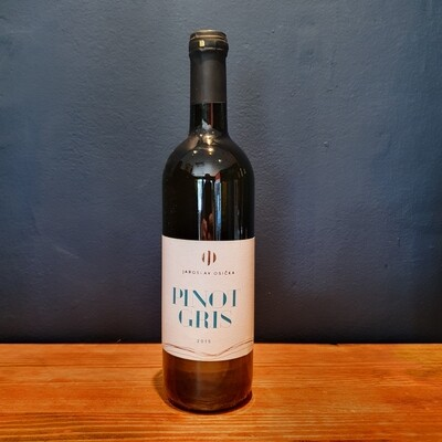 J Osicka Pinot Gris 2015