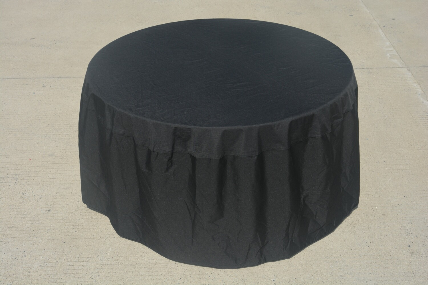 Wick's Round Table Cover