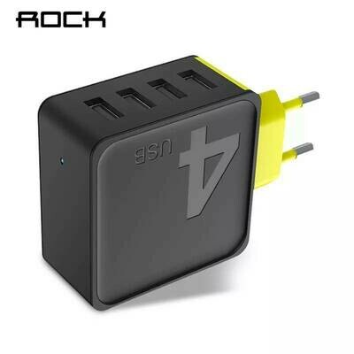 Fonte Rock com 4 USB