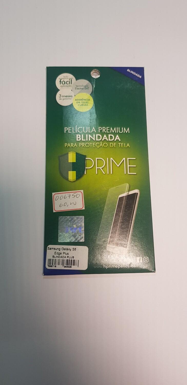 Película HPrime Galaxy s6 Edge + Premium Blindada Plus