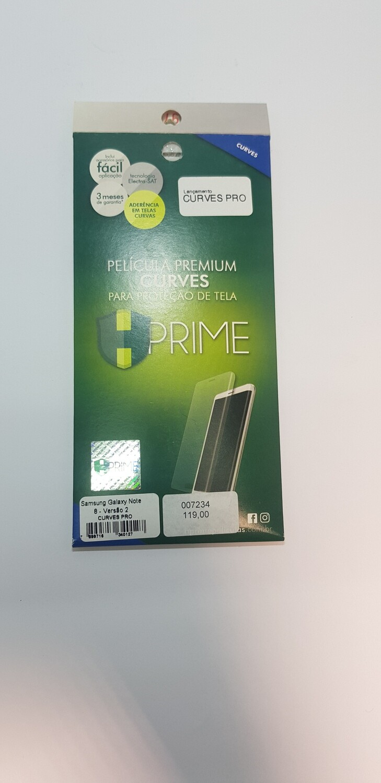 Película HPrime Galaxy Note 8 - v2 - Curves Pro