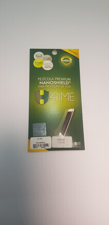 Película HPrime LG g6 NanoShield