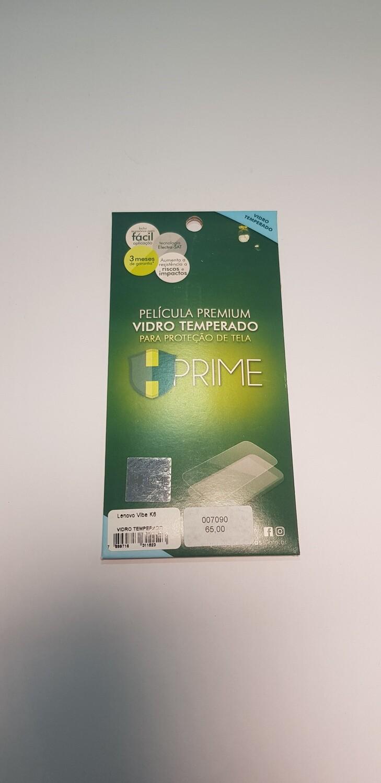 Película HPrime Lenovo Vibe K6 Vidro Temperado
