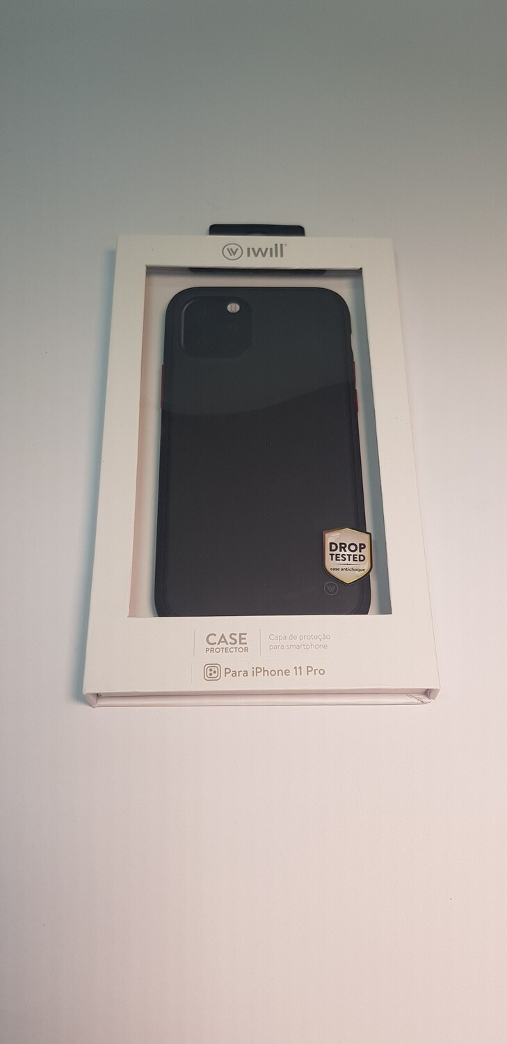 Capa iWill Strong Duall iPhone 11 Pro