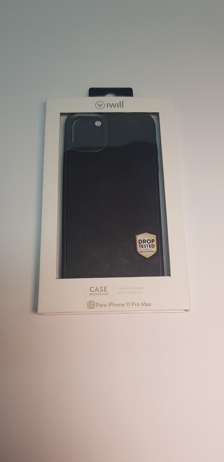Capa iWill Strong Duall iPhone 11 Pro Max