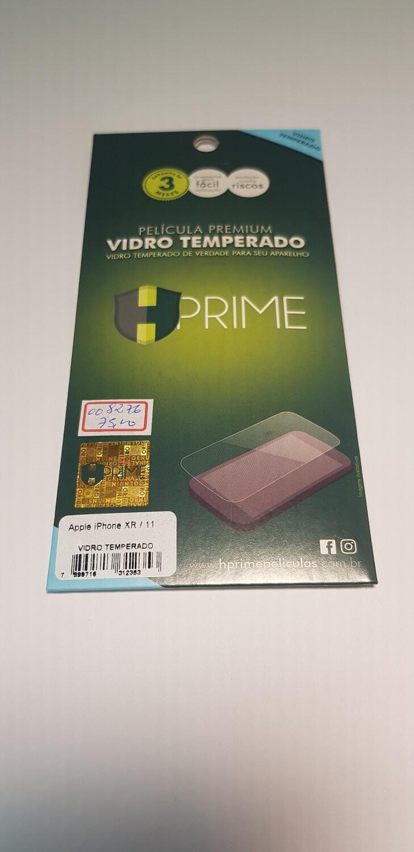 Película HPrime iPhone XR/11 Vidro Temperado