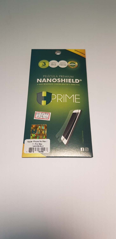 Película HPrime iPhone Xs Max/11 Pro Max NanoShield