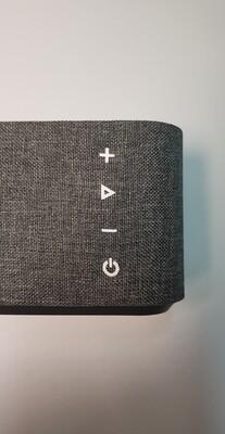 Caixa de som Vogue Speaker