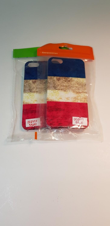 Capa França iPhone 5/5s