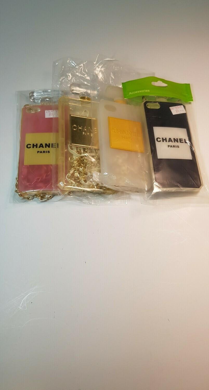 Capa Chanel iPhone 5/5s