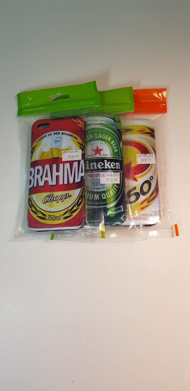 Capa Cervejas iPhone 5/5s