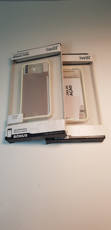 Capa Bumber iWill iPhone 5/5s
