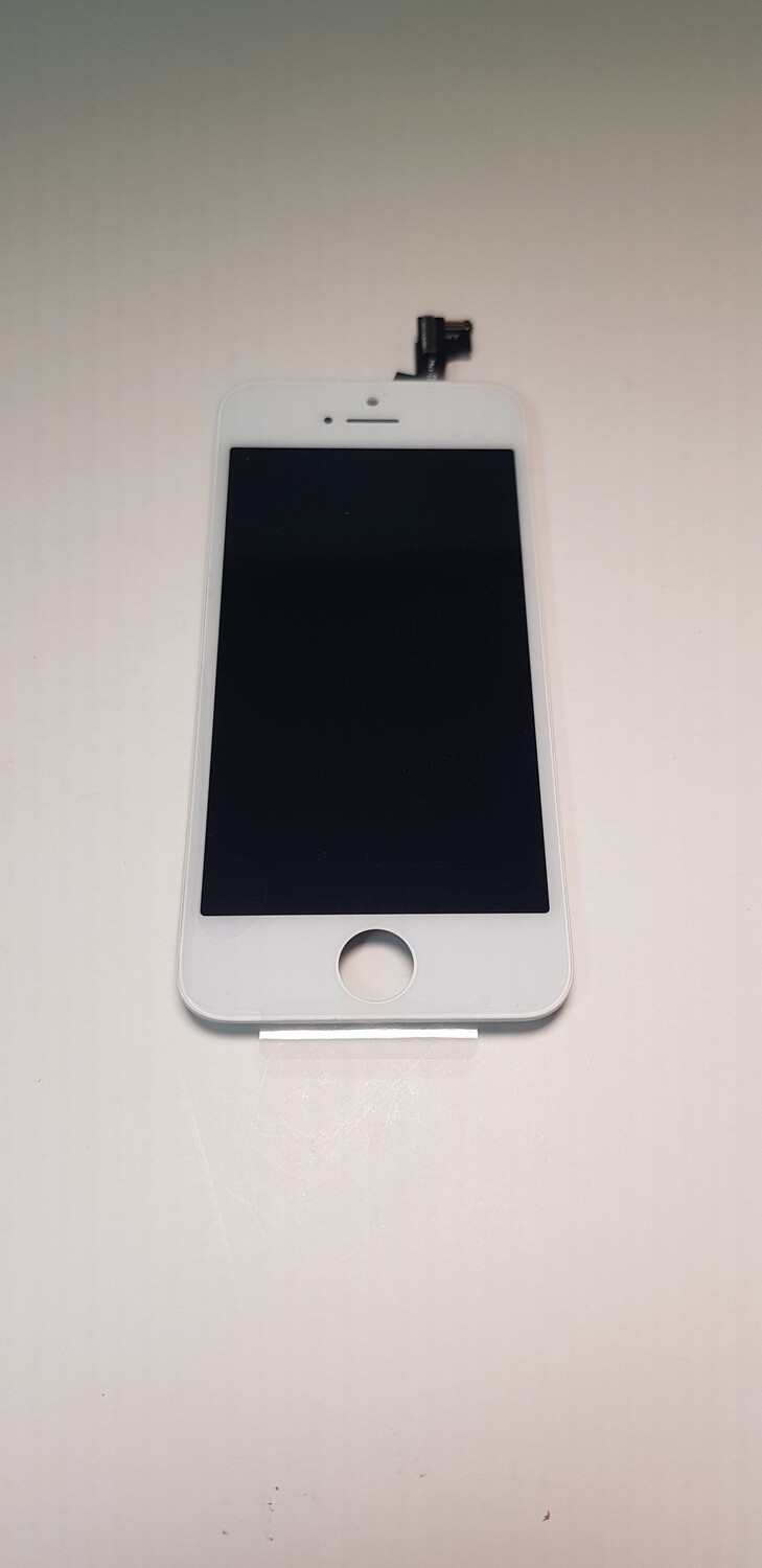 Tela LCD/Touch iPhone 5s/5SE Branco