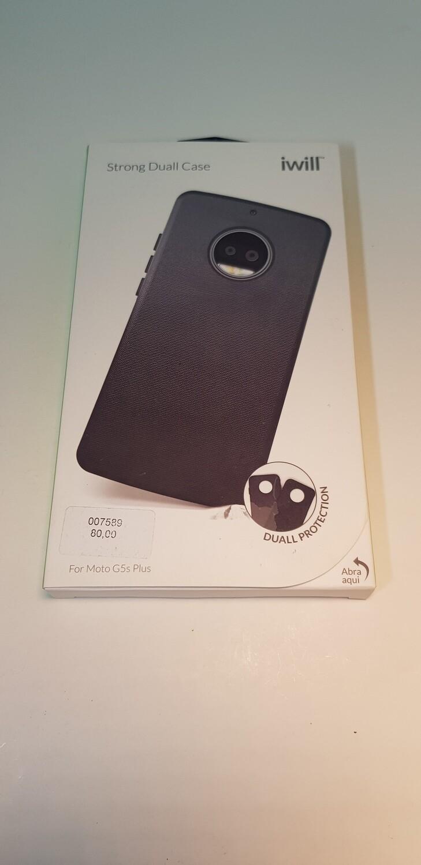Capa iWill Strong Dual para Moto G5s