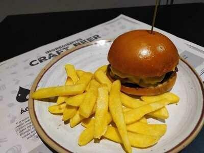 Cheese Burger Duplo