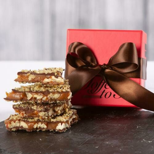 Oprah's Favorite Thing! Toffee to Go