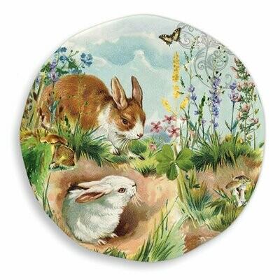 Bunny Hallow Platter