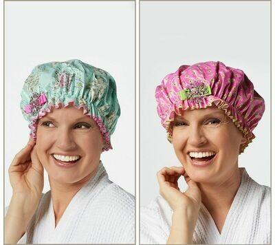 Be Fabulous!! Bouffant Shower Caps