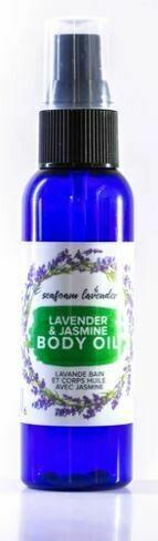 Lavender & Jasmine Body Oil 59.1 ml