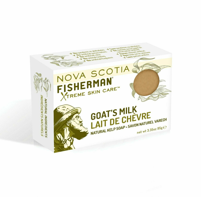 NS Fisherman Goat Milk Soap