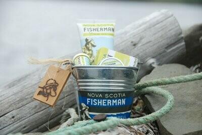 Nova Scotia Fisherman Gift Bucket
