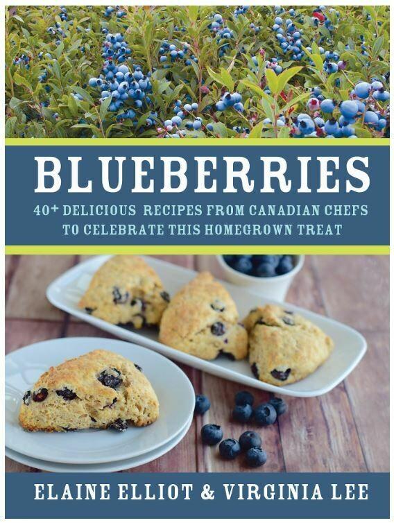 Blueberries Cookbook