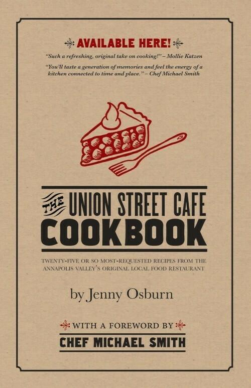 Union Street Cafe Cookbook