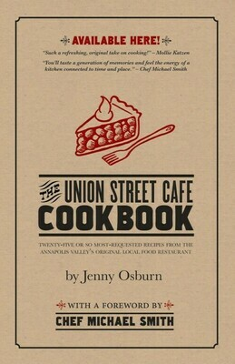 Union Street Cafe Cookbook