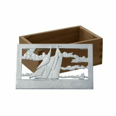 Amos Bluenose Box